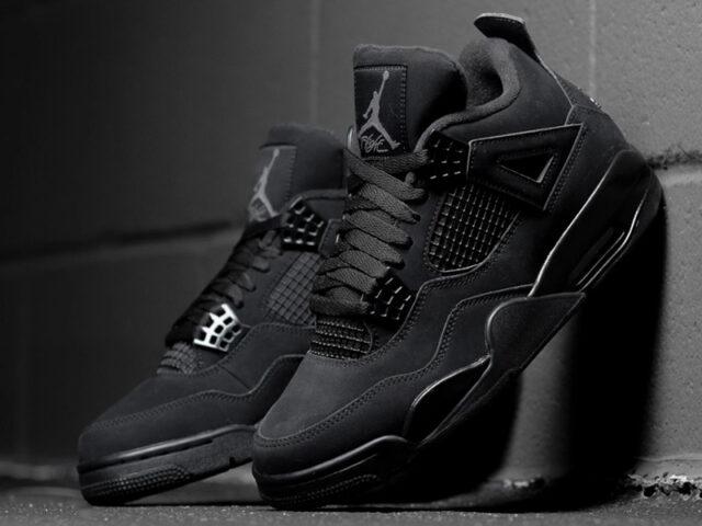 Release Reminder: Air Jordan IV 'Black Cat'