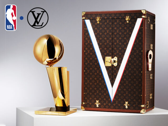 Traveling in Style: Louis Vuitton and NBA announce their partnership
