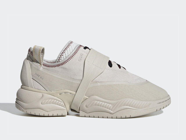 The OAMC x adidas TYPE O-1 is a 2020 go-to sneaker