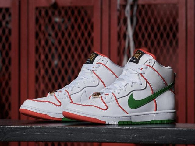 Release Reminder: Nike SB Dunk High 'Paul Rodriguez'