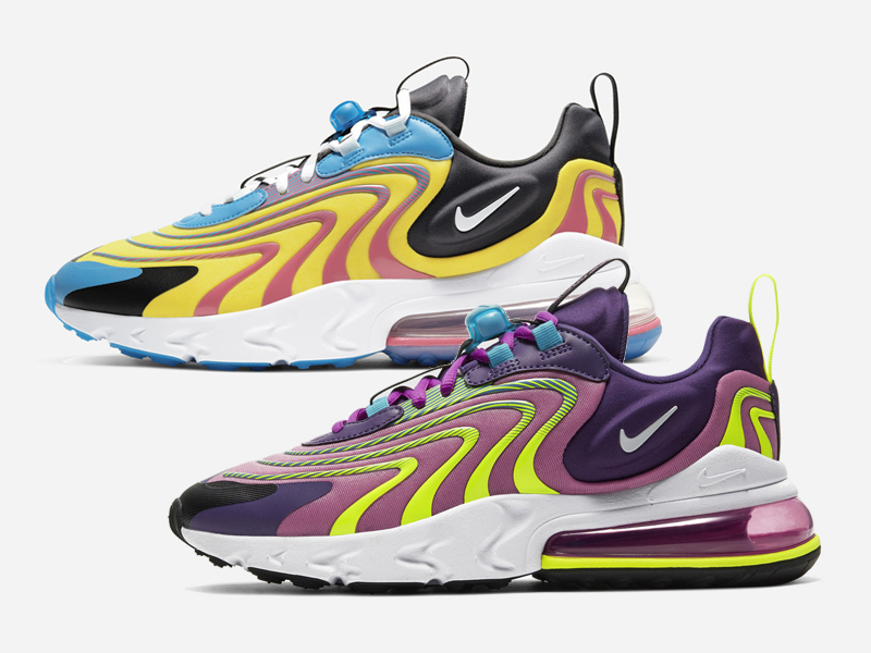 New New Nike Air Max 270 React Engineered Sole Movement Your