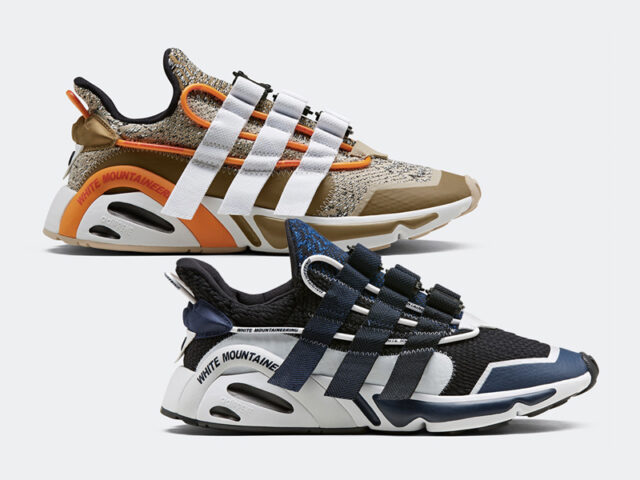 adidas and White Mountaineering release the LXCON for SS20