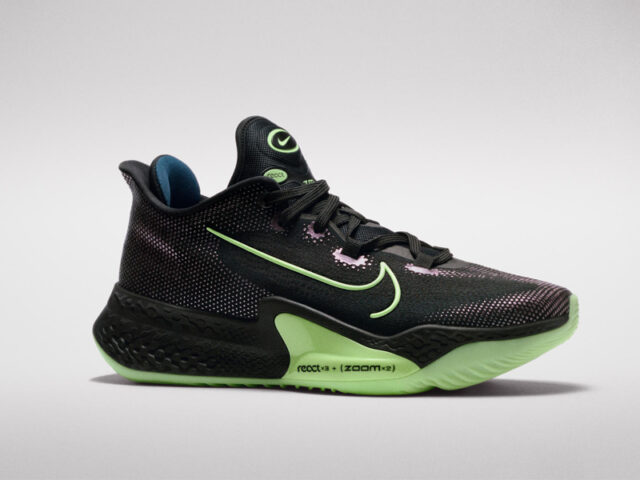 Nike Basketball gives energy return withh the Nike Air Zoom BB NXT
