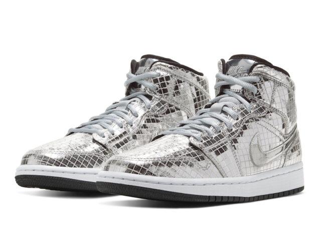 Release Reminder: Air Jordan I Mid 'Flashing Lights'