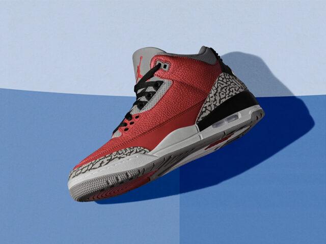 UPDATE: Jordan Brand releases the Air Jordan III SE 'Retro U'