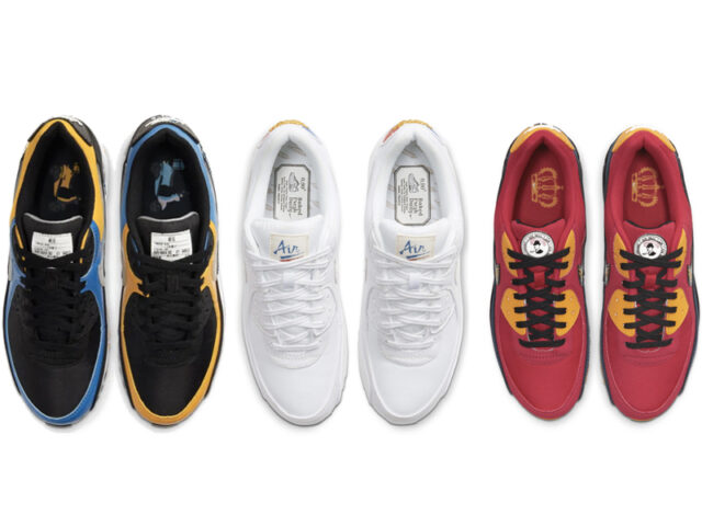Release Reminder: Air Max 90 City Pack