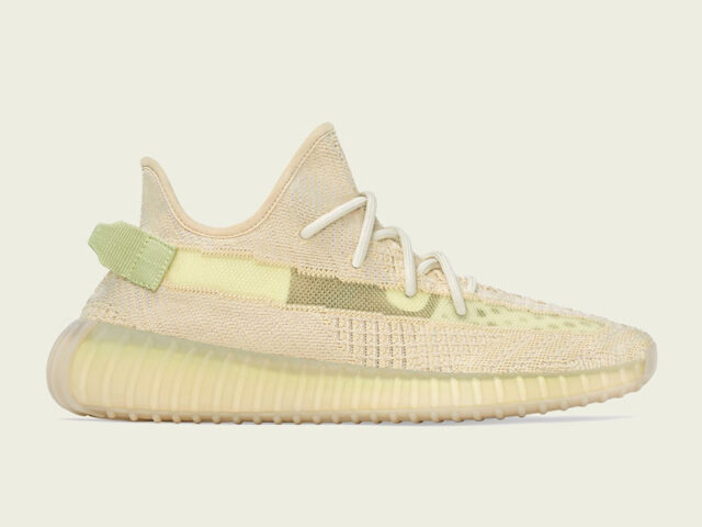 Release Reminder: adidas YEEZY BOOST 350 V2 'FLAX'