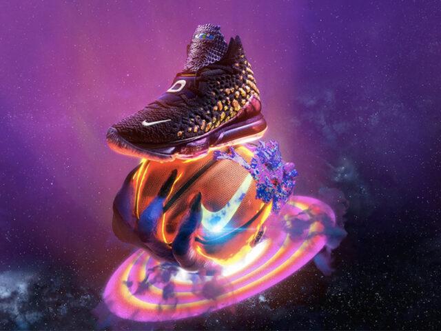 Release Reminder: Nike LEBRON XVII 'MONSTARS'