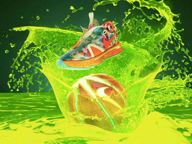 Release Reminder: Nike PG4 x Gatorade 'ASW'