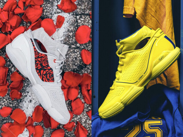 OUT NOW: adidas adiZero Rose 1 'Wolverines' & 'Concrete'