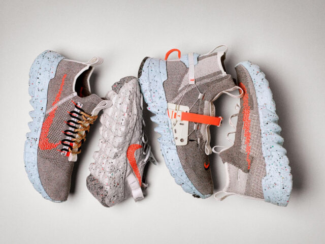 Nike takes trash to another level with the Space Hippie