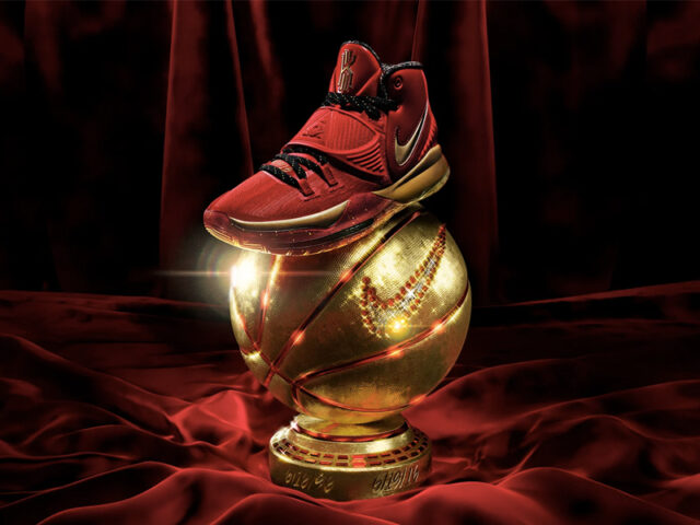 Release Reminder: Nike KYRIE 6 'Trophies'