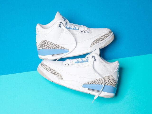 Release Reminder: Air Jordan III Retro 'Valor Blue'