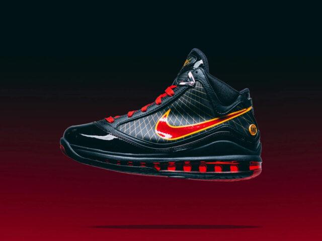 UP NEXT: Nike LEBRON VII 'Fairfax'