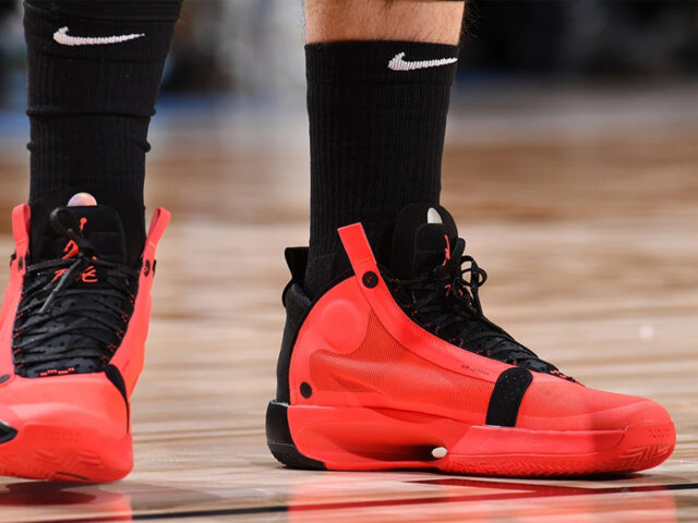Out Now: Air Jordan XXXIV PF 'Infrared 23'
