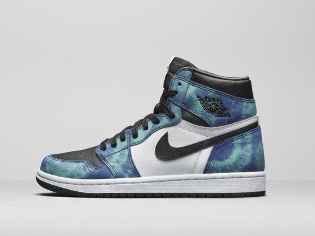 Dropping Soon: Women's Air Jordan I 'Tie-Dye'