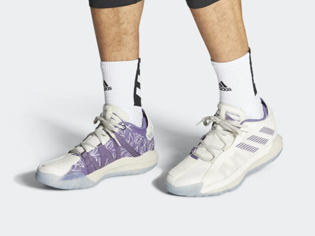 ICYMI: adidas just released a Dame 6 for Weber State