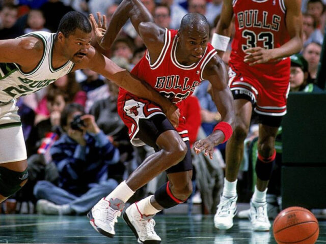 Why the Air Jordan V 'Fire Red' means a lot to Jordan fans