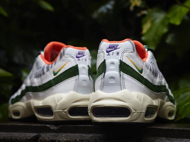 Nike welcomes June with the Air Max 95 'Era'