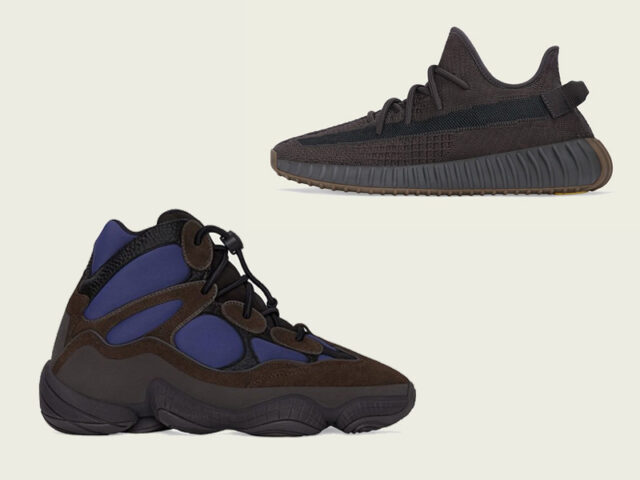 YZY SZN: adidas dropping two new YEEZYS this weekend