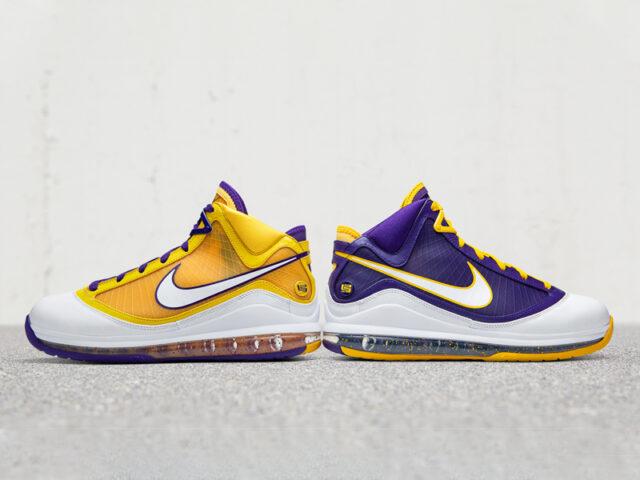 Release Reminder: Nike LEBRON VII 'Media Day'