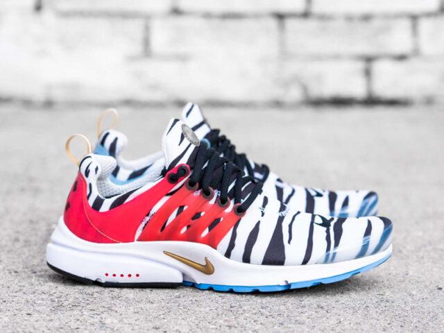 The Nike Air Presto 'South Korea' is dropping tomorrow