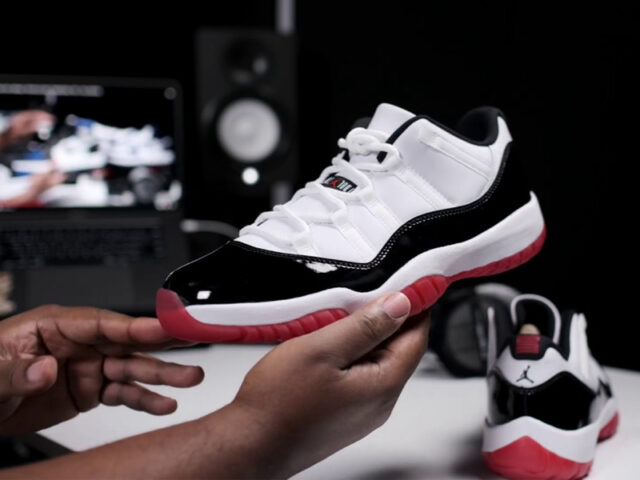 Air Jordan XI Low 'White Bred' now available