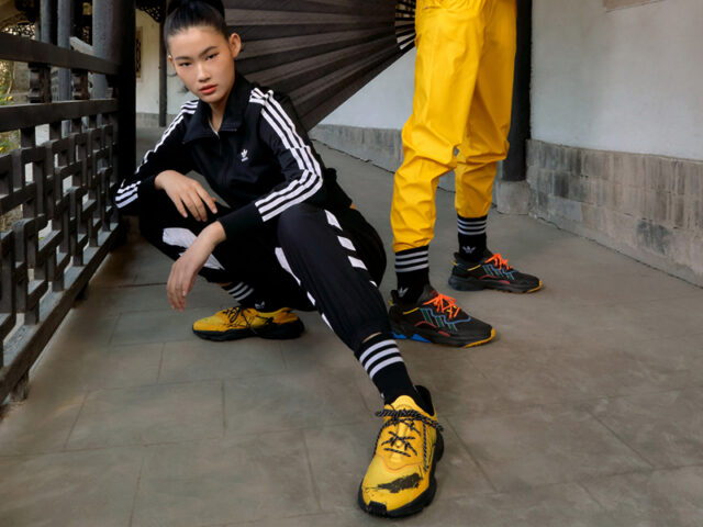 Out Now: adidas Originals x Angel Chen Ozweego