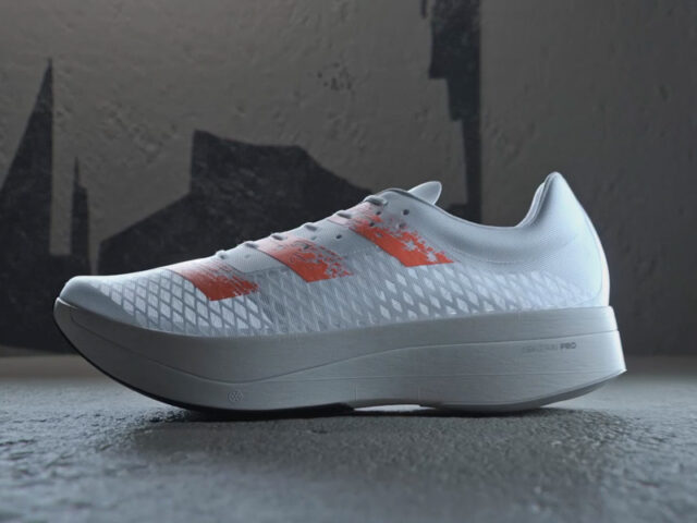adidas unveils their fastest running shoe ever