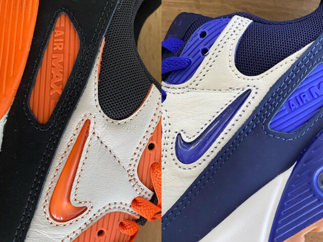 Out Now: Nike Air Max 90 PRM 'Home & Away'