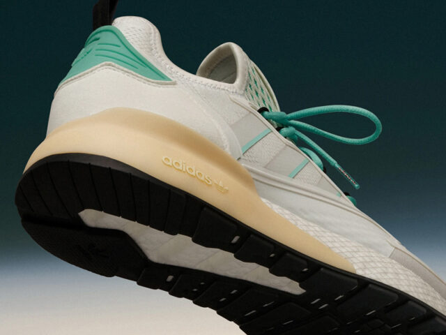 The Past & Future Come Together with the adidas ZX 2K Boost