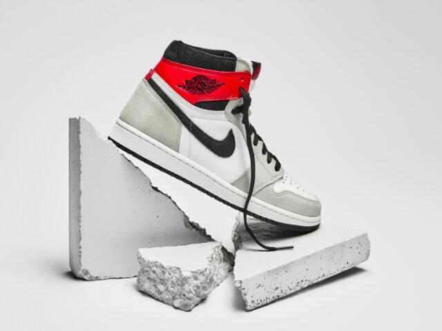 Release Reminder: Air Jordan I High OG 'Smoke Grey'