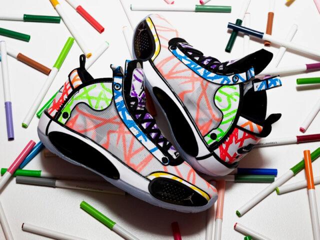 Jordan Brand releases an Air Jordan 34 inspired by Zion's 'lil bro
