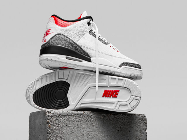 Upcoming: the Air Jordan III SE 'Denim' drops this Thursday