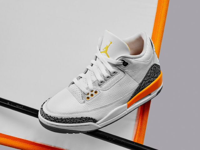 We all need a pair: The WMNS Air Jordan III 'Laser Orange' drops this Friday