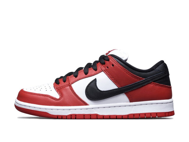 NEED: the Nike SB Dunk Low Pro 'Chicago' drops Friday