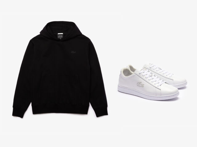 LACOSTE and mastermind JAPAN unveil their 'Underground Tennis' Collection