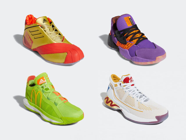 We Want That Sauce – the McDonald's x adidas Hoops collection is here