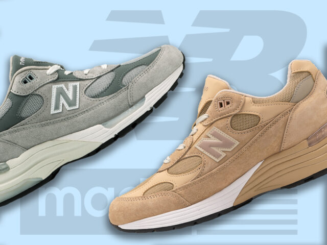 MADE: the New Balance 992 is finally available in the Philippines