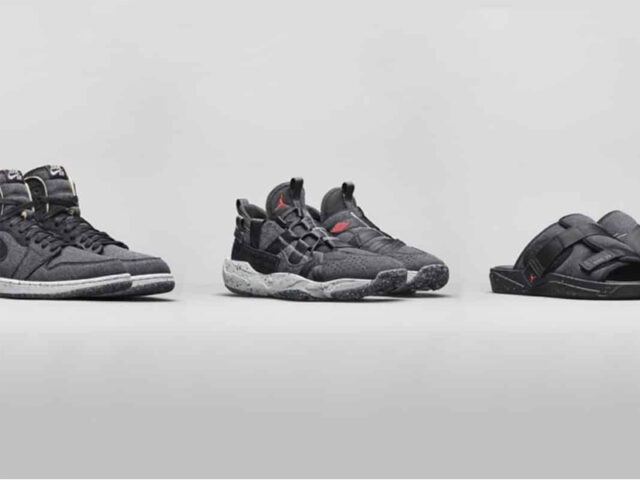 Sustainable Air: We need the Jordan Crater Collection