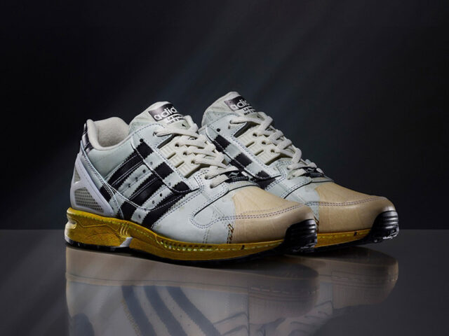 adidas brings two of its iconic silhouettes together for A-ZX