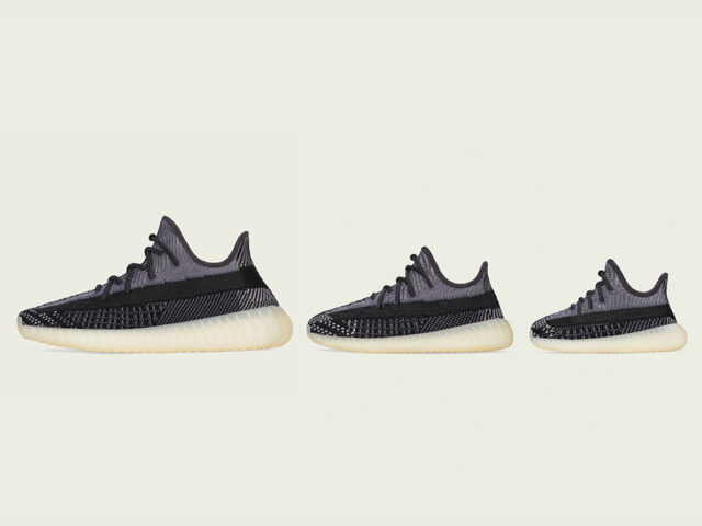 The next adidas YEEZY BOOST 350 V2 release is happening tomorrow