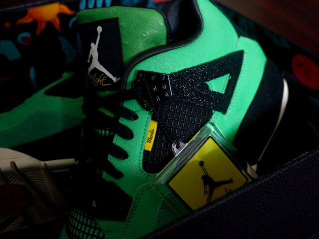 This is for you, Manila: A closer look at the Air Jordan 4 'Manila'