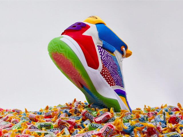 All The Flavors – New Balance taps into Kawhi's favorite childhood candy for the KAWHI