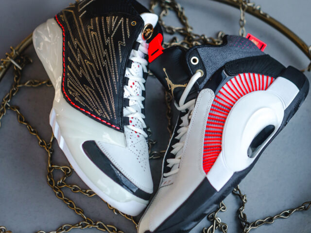 Jordan Brand teams up with TITAN this season for a special holiday release