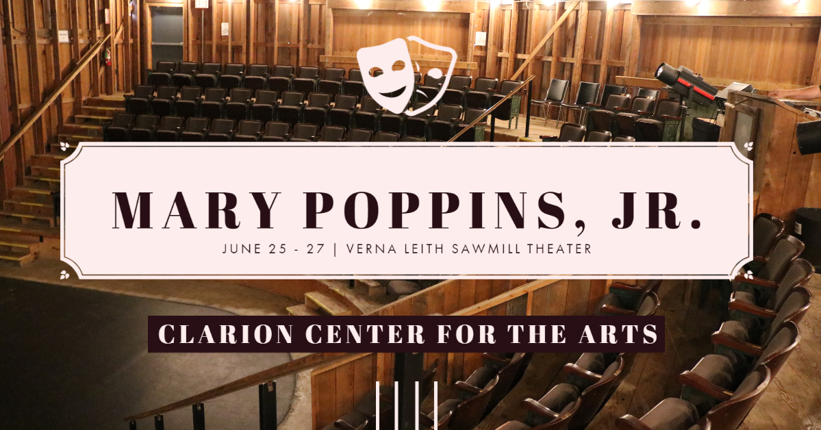 Theater 2020 - Mary Poppins Jr