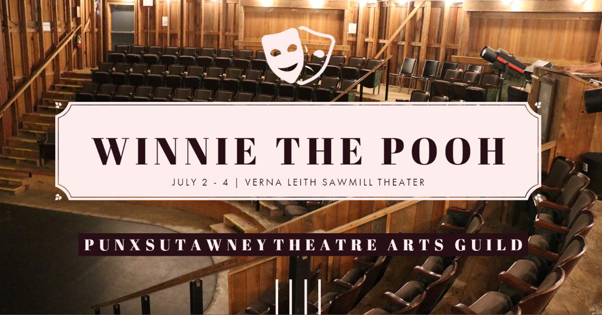 Theater 2020 - Pooh