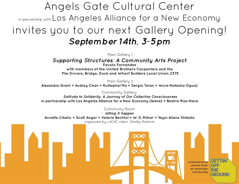 Angels Gate opening September 14