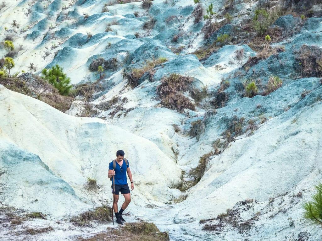 blue mountain sagada philippines