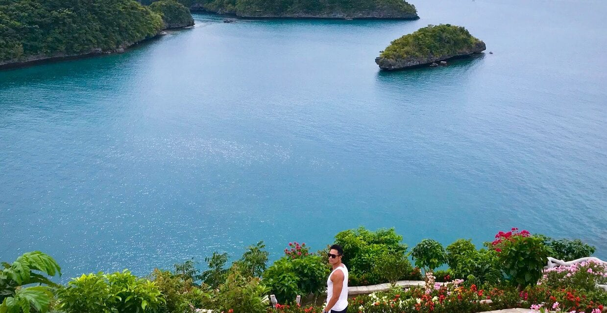 Exploring Hundred Islands